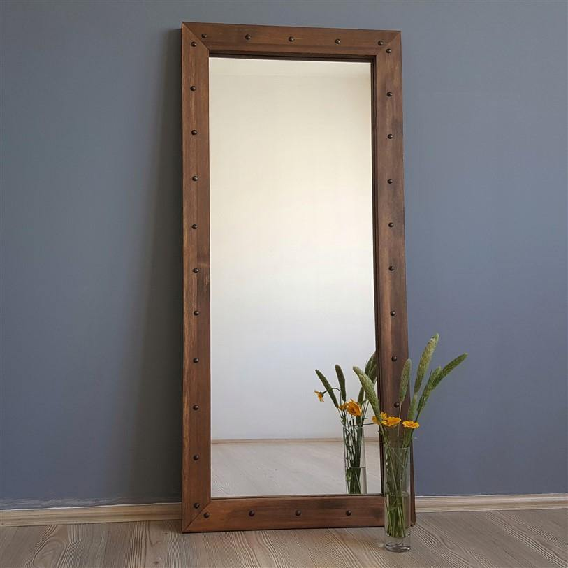 Natural Solid Wood Frame 43