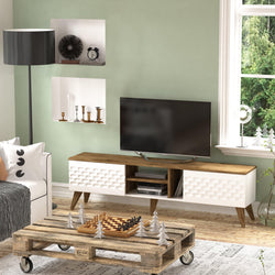 "Eggea 71"" TV Stand & Media Console - Decorotika"