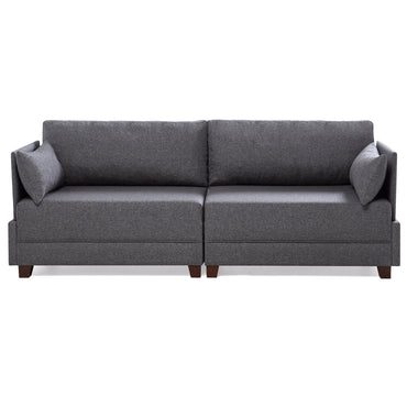 Fly Sofa - Gray - Decorotika