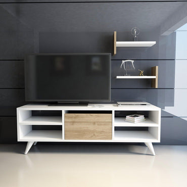 Dominico 47'' Wide TV Stand & Media Console - Decorotika