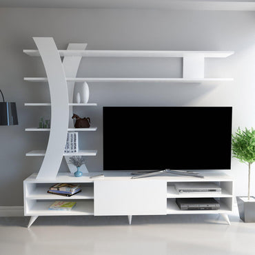 "New Yorker 71"" TV Stand & Entertainment Center - Decorotika"