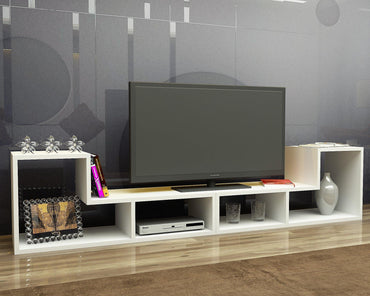 Cubicco 47'' TV Stand and Media Console - Decorotika