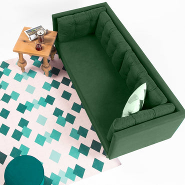 Point Sofa - Green - Decorotika