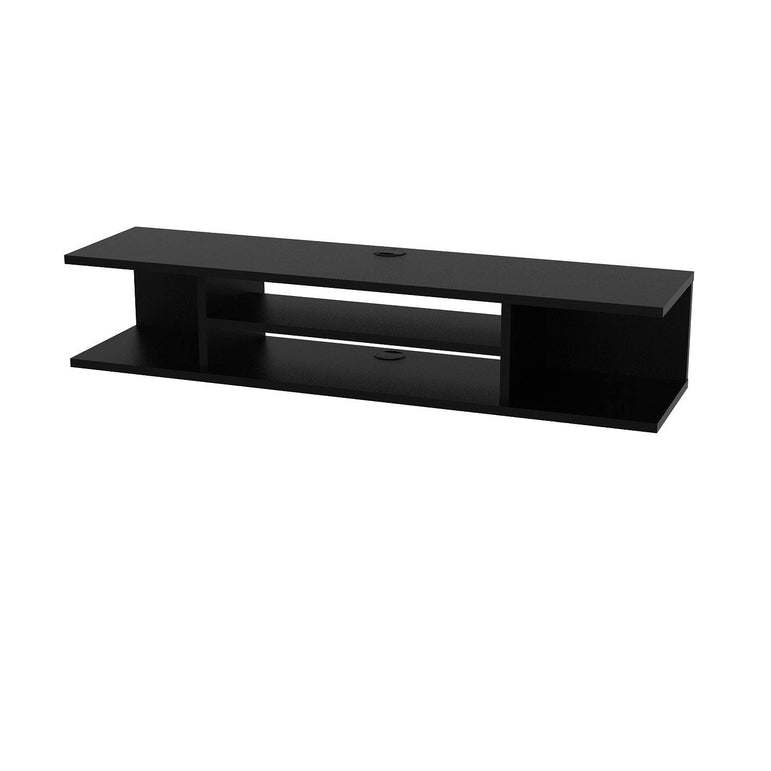 Pivot Floating, Wall Mounted TV Stand and Media Console for TVs up to 55'' - Decorotika