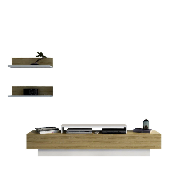 "Lusi 71'' Wide TV Stand & Media Console for TVs up to 80"" - Decorotika"