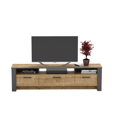 "Manhattan 71"" TV Stand & Media Console - Decorotika"