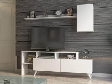 "Polo 58"" Wide TV Stand and Entertainment Center - Decorotika"