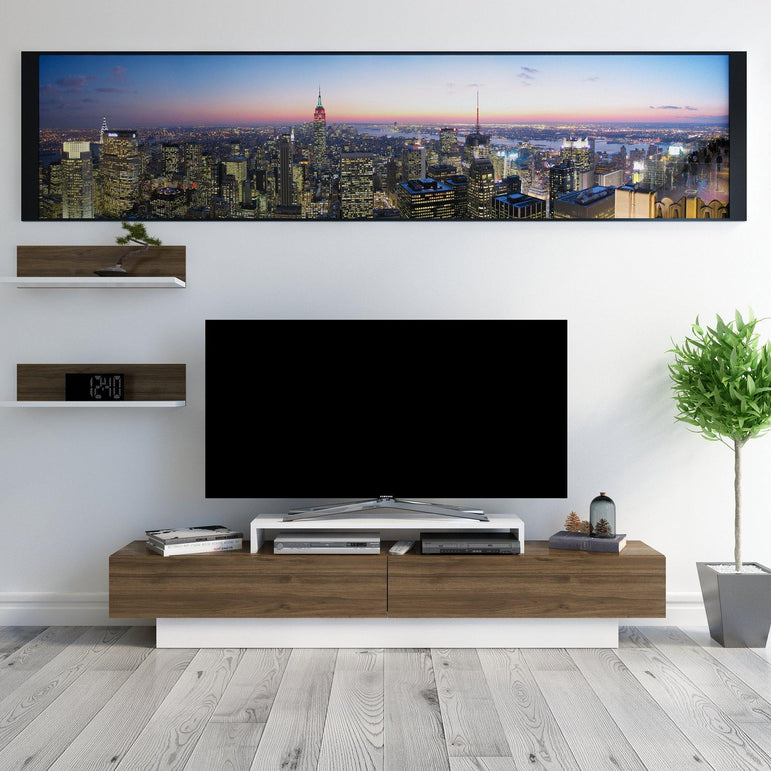 Lusi 71'' Wide TV Stand & Media Console - Decorotika
