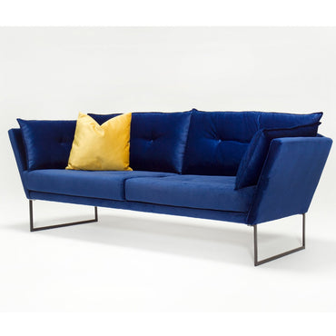 Relax Sofa - Blue - Decorotika