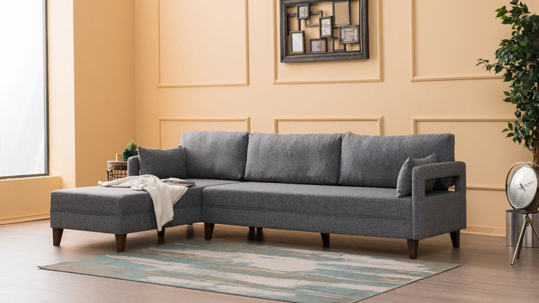 Comfort Right-Hand/Left-Hand Corner Sofa - Decorotika