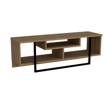 "Asal 47'' Wide Metal Wood TV Stand & Media Console for TVs up to 55"" - Decorotika"