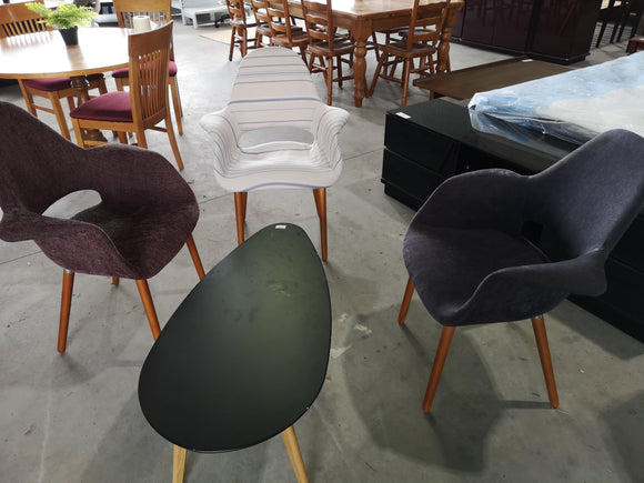 (New) Replica Eames organic chair