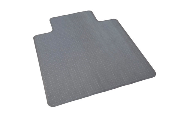 Small Commercial Chair Mat For Carpet Surface - Dimpled