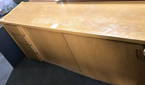 Credenza with Drawers
