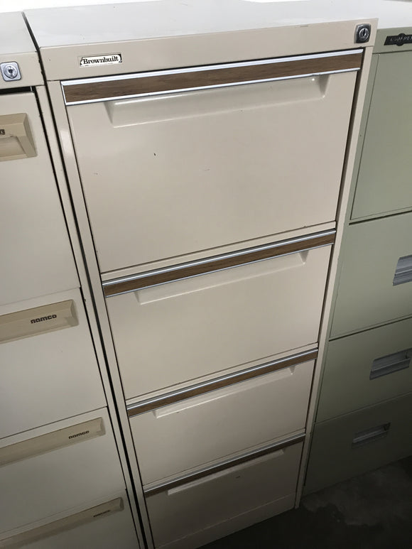 Broundbuilt filing cabinet 4 Drawer