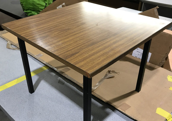 Old Square Coffee Table