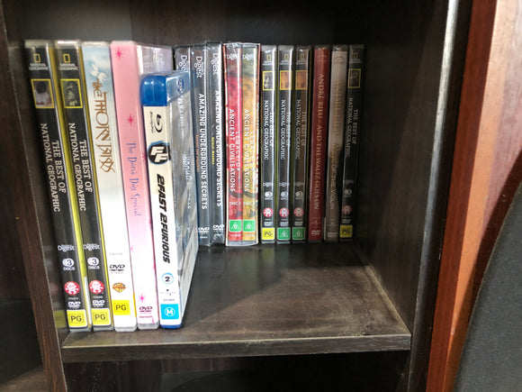 (used) DVD'S