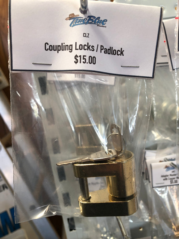 Coupling Locks