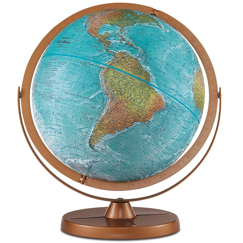 Atlantis Globe - Houston Map Company