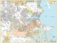 Clear lake/ NASA - Houston Map Company