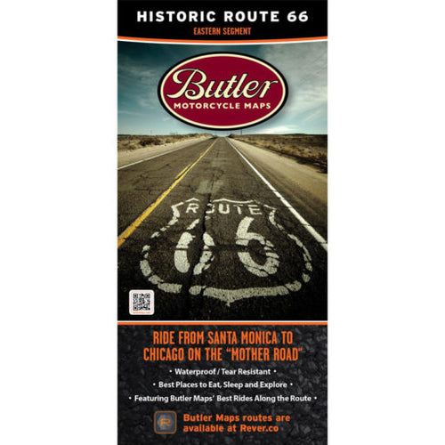 Historic Route 66 - Houston Map Company