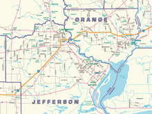 Roads Of Southeast Texas 2018 - Houston Map Company
