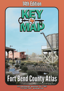 Fort Bend County       14th Edition - Houston Map Company