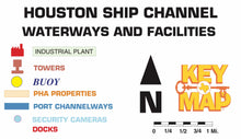 Houston Ship Channel Map- 2020 Update