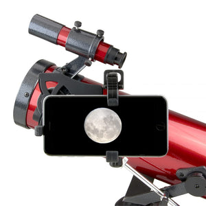 RED PLANET TELESCOPE WITH SMARTPHONE ADAPTER BUNDLE - Houston Map Company