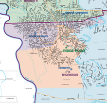 Fort Bend ISD Wall Map - Houston Map Company
