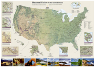 National Geographic - National Parks of the United States