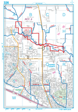 Harris County Flood Control Map -2019 Atlas