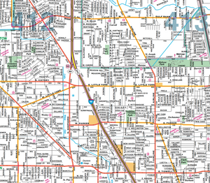 Northwest Harris County - Houston Map Company