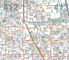 Central Fort Bend - Houston Map Company