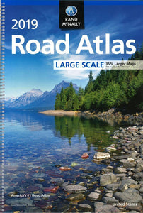 2019 Road Atlas - Rand Mcnally