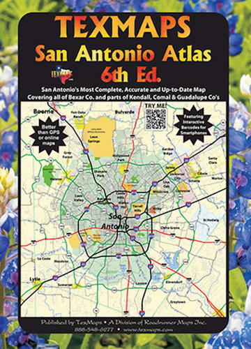 San Antonio Atlas