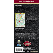 Washington Folding Map - Butler - Houston Map Company