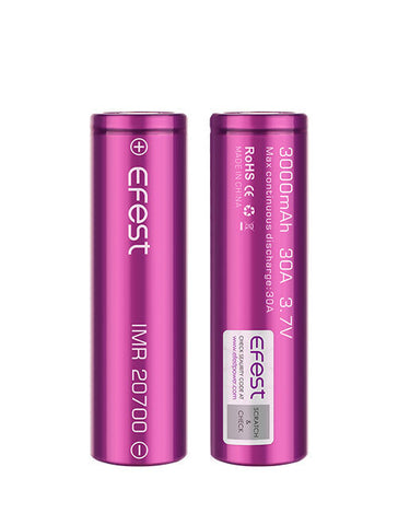 Efest 30A 20700 Battery