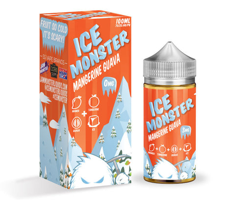 Ice Monster - Mangerine Guava - 100ml