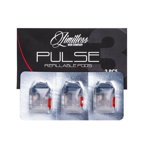 Limitless Pulse Replacement Pods