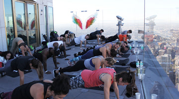 TENTERA Train X F45 Fitness Venice and Hot8Yoga Beverly Hills