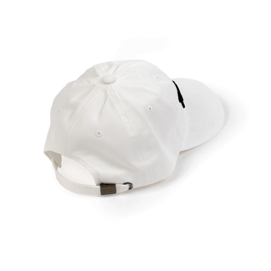The Classic White Hat