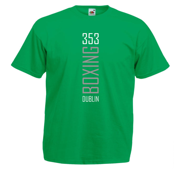 353 BOXING DUBLIN T-SHIRT