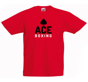 ACE BOXING T-SHIRT