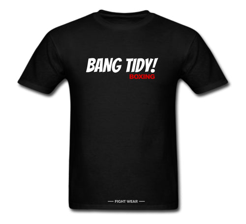BANG TIDY BOXING T-SHIRT - FIGHTWEAR