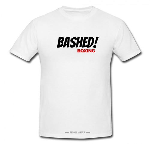BASHED BOXING T-SHIRT - FIGHTWEAR