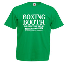 BOXING BOOTH T-SHIRT