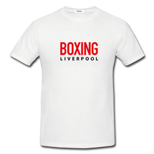 BOXING LIVERPOOL T-SHIRT