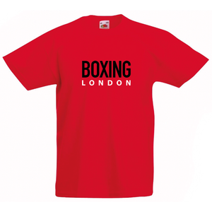 BOXING LONDON T-SHIRT