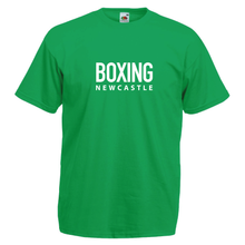 BOXING NEWCASTLE T-SHIRT
